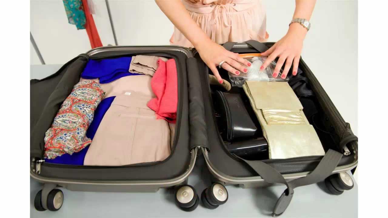 aena objetos equipaje de mano