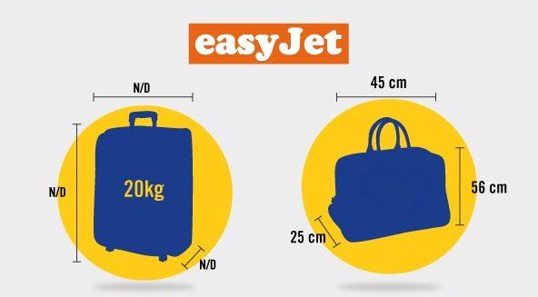 medidas equipaje de mano aeroflot