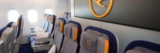 Lufthansa equipaje de mano