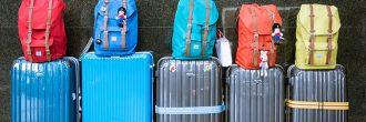 Maleta y equipaje de mano
