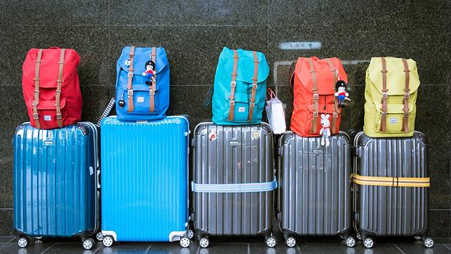 maleta equipaje de mano