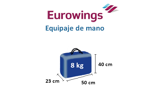 eurowings equipaje perdido