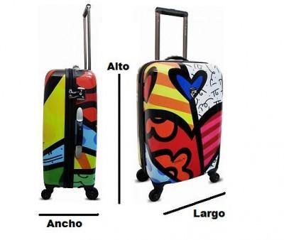 maleta equipaje de mano primark
