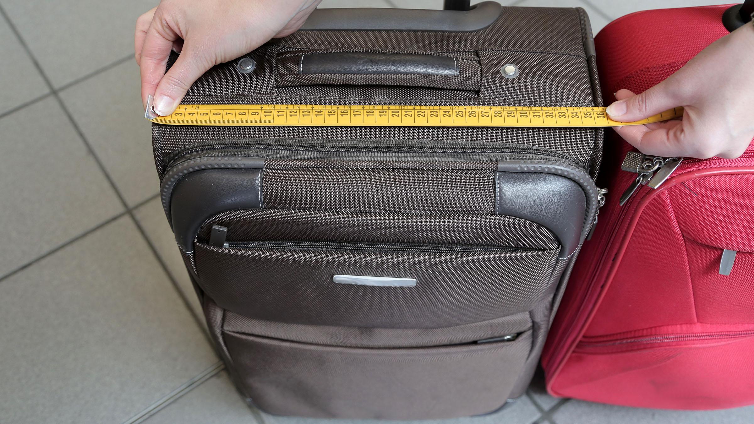 medidas equipaje de mano condor