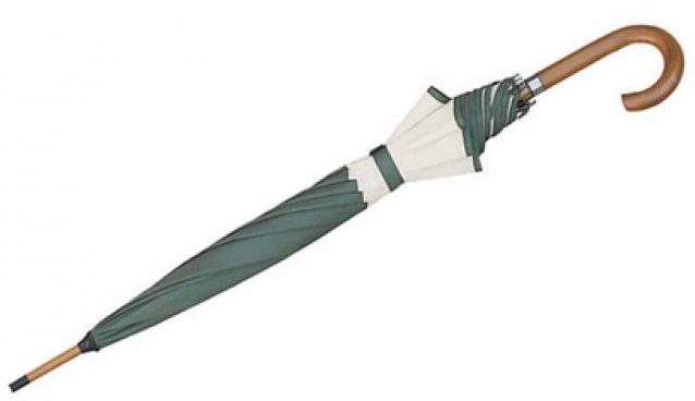 se puede llevar paraguas como equipaje de mano