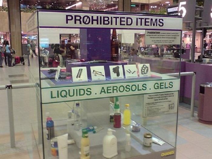 equipaje de mano ryanair articulos prohibidos