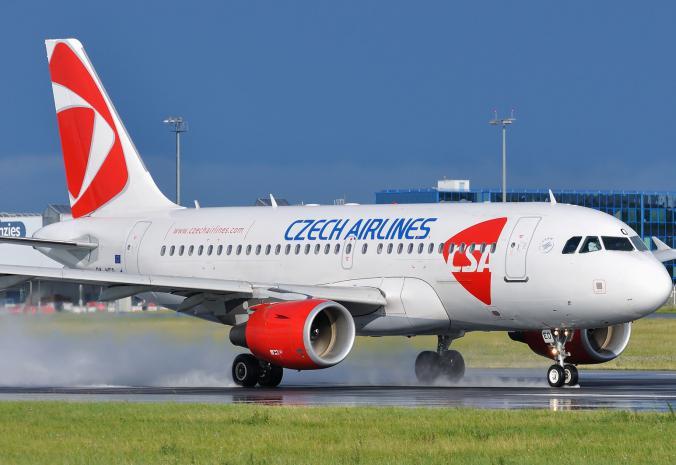 csa czech airlines equipaje de mano
