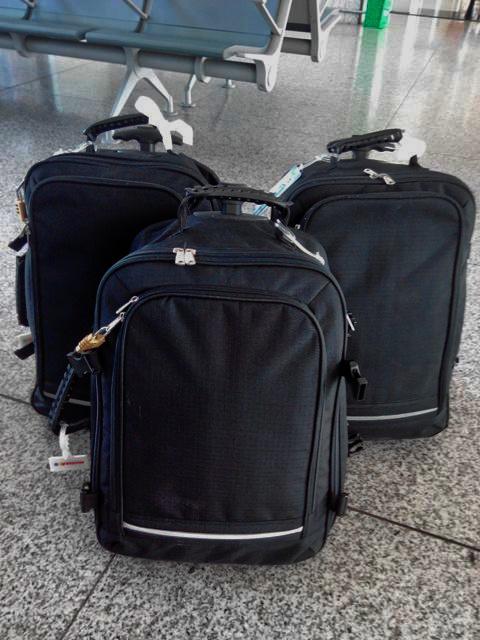 maleta equipaje de mano medidas
