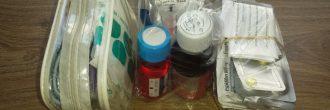 Medicamentos equipaje de mano