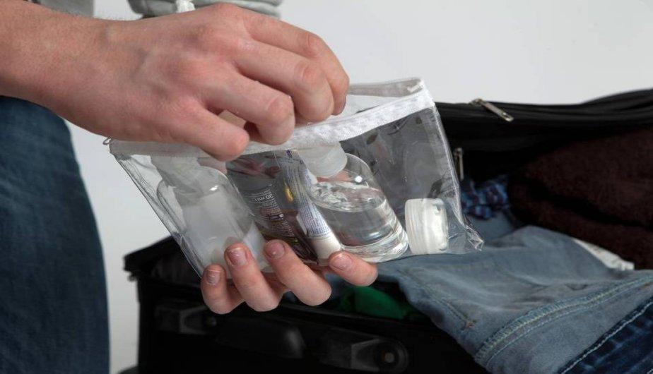 medicamentos equipaje de mano easyjet