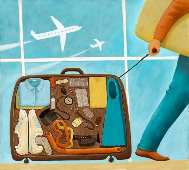 medicamentos equipaje de mano american airlines