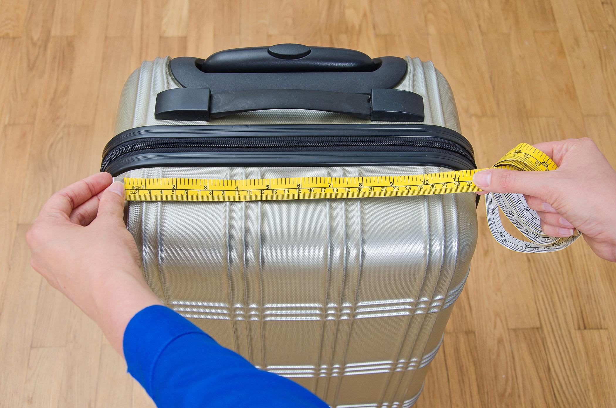 medidas equipaje de mano laudamotion