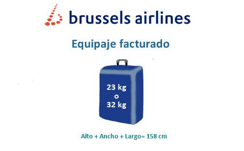 liquidos equipaje de mano brussels airlines