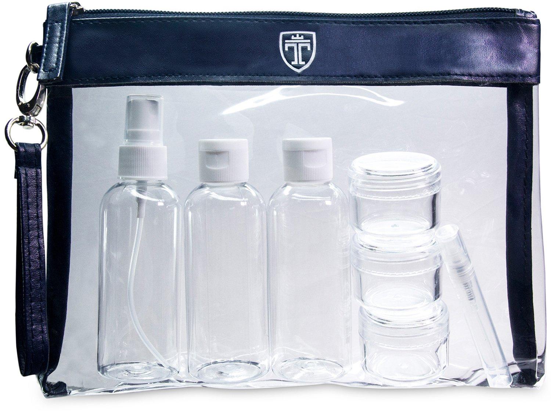 neceser transparente equipaje de mano