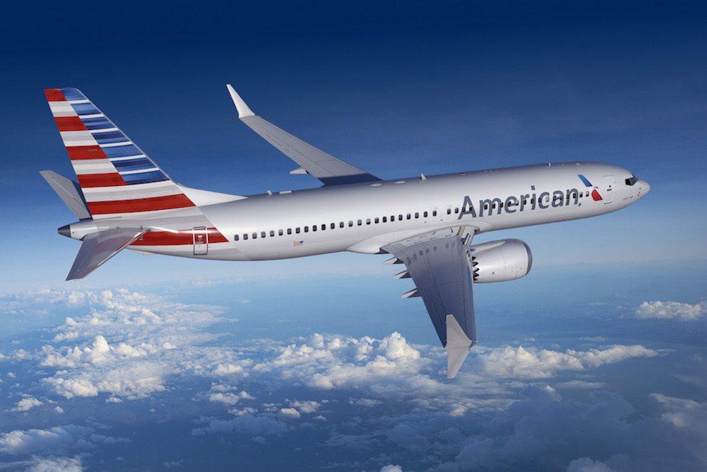 peso de equipaje de mano american airlines