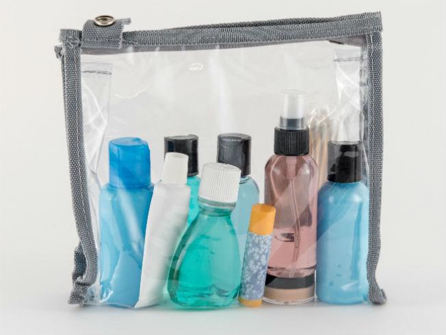líquidos en equipaje de mano iberia