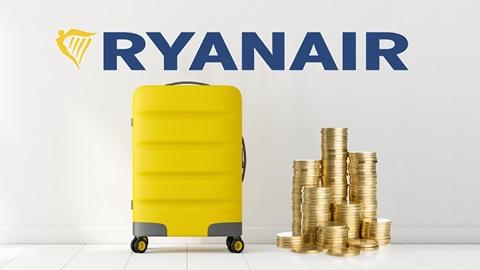 medidas equipaje de mano avion ryanair